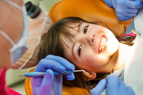 dentista bambini trieste